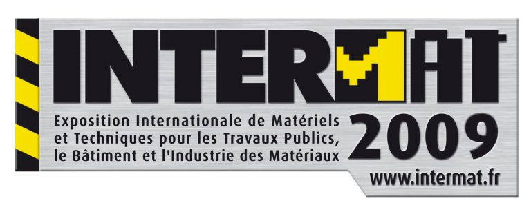 Galtrailer: feira Intermat 2009 - logo