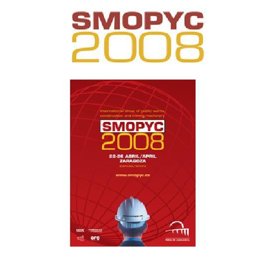 Galtrailer: feira Smopyc 2008 - cartaz