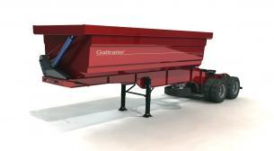 Galtrailer: semi-reboque especial
